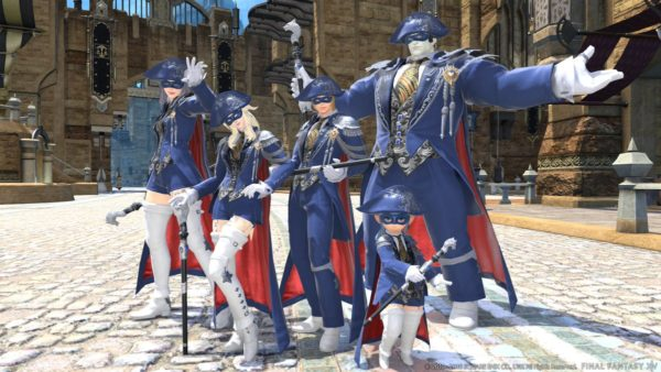 how to learn blood drain in FFXIV as Blue Mage