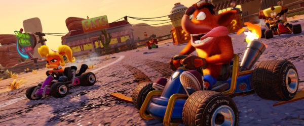 is crash team racing nitro-fueled coming to pc