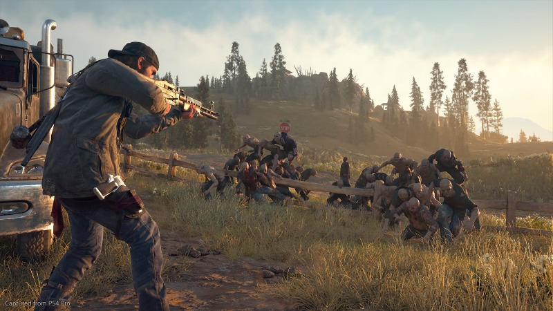days gone, xbox one, is days gone coming to xbox one