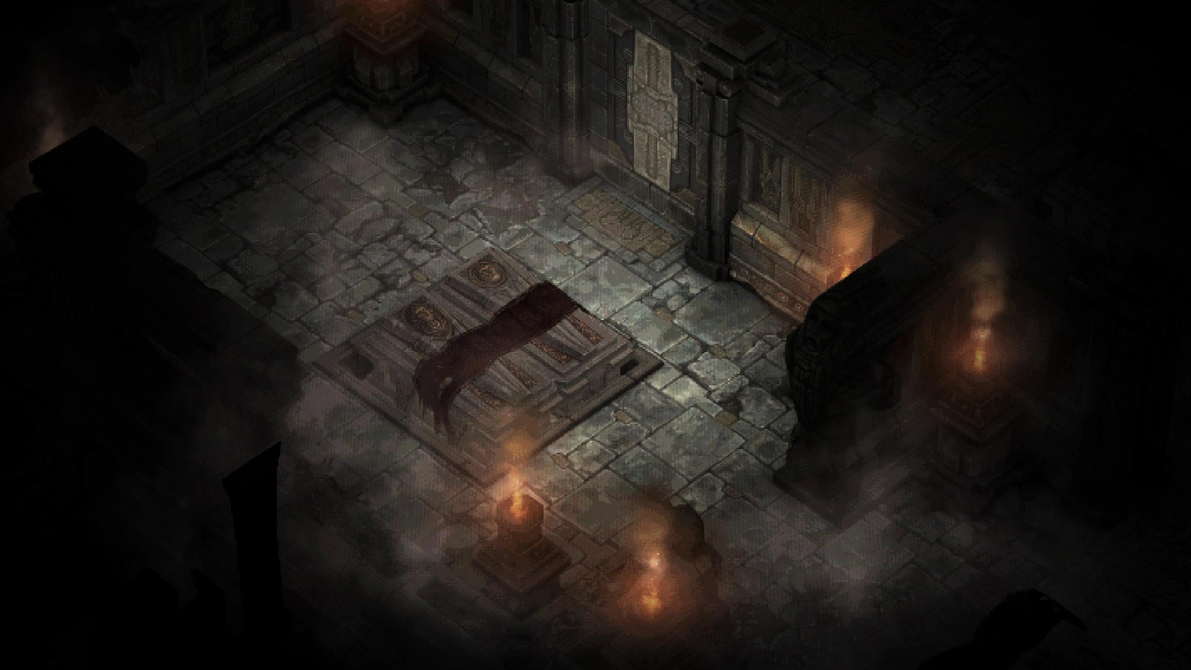 Diablo III's Darkening of Tristram event