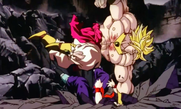 20. Broly – Second Coming