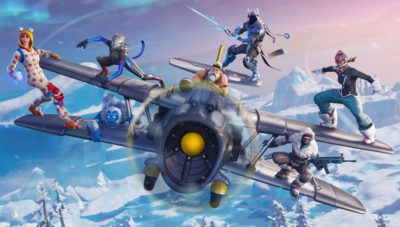 fortnite, x4-stormwing time trials