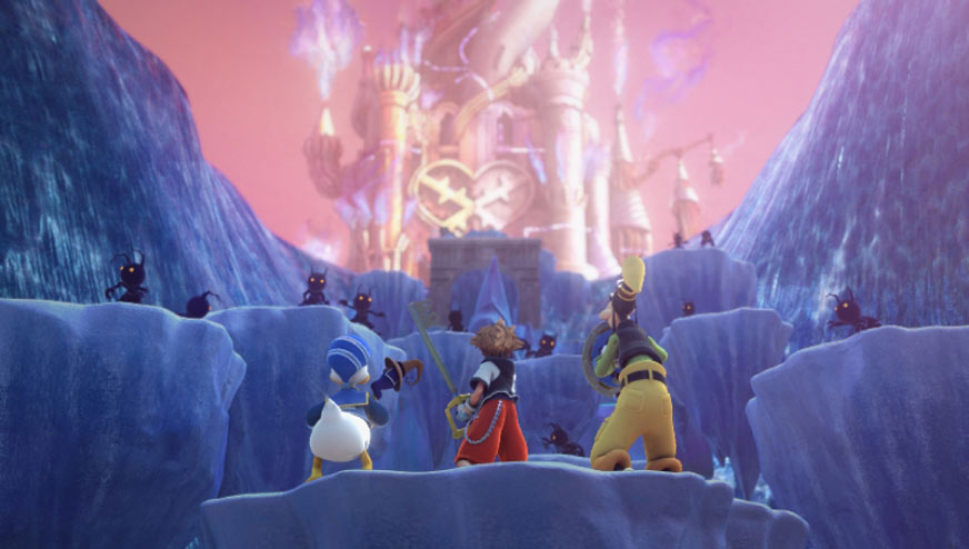 best kingdom hearts worlds, kingdom hearts series, best kingdom hearts worlds ranked, ranking, hollow bastion
