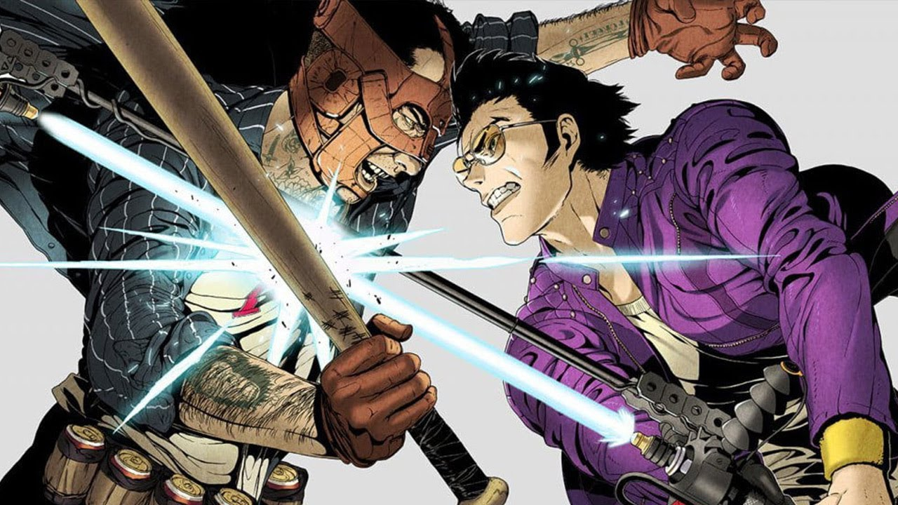 how to change characters in travis strike again, change to badman travis strikes again, change characters no more heroes, switch