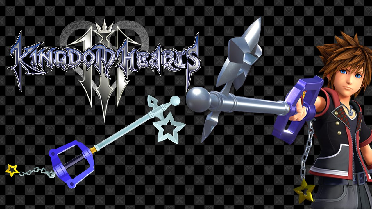 how to get the starlight keyblade in kingdom hearts 3, starlight keyblade in kingdom hearts 3, union x, kingdom hearts mobile game, kingdom hearts union x [cross]