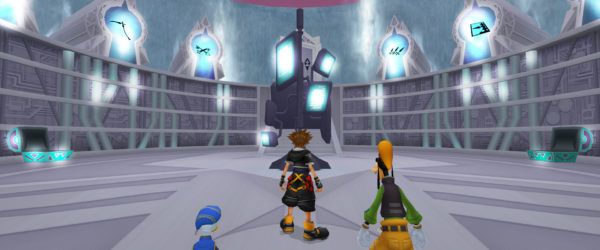 kingdom hearts 2, how to get glide in kingdom hearts 2
