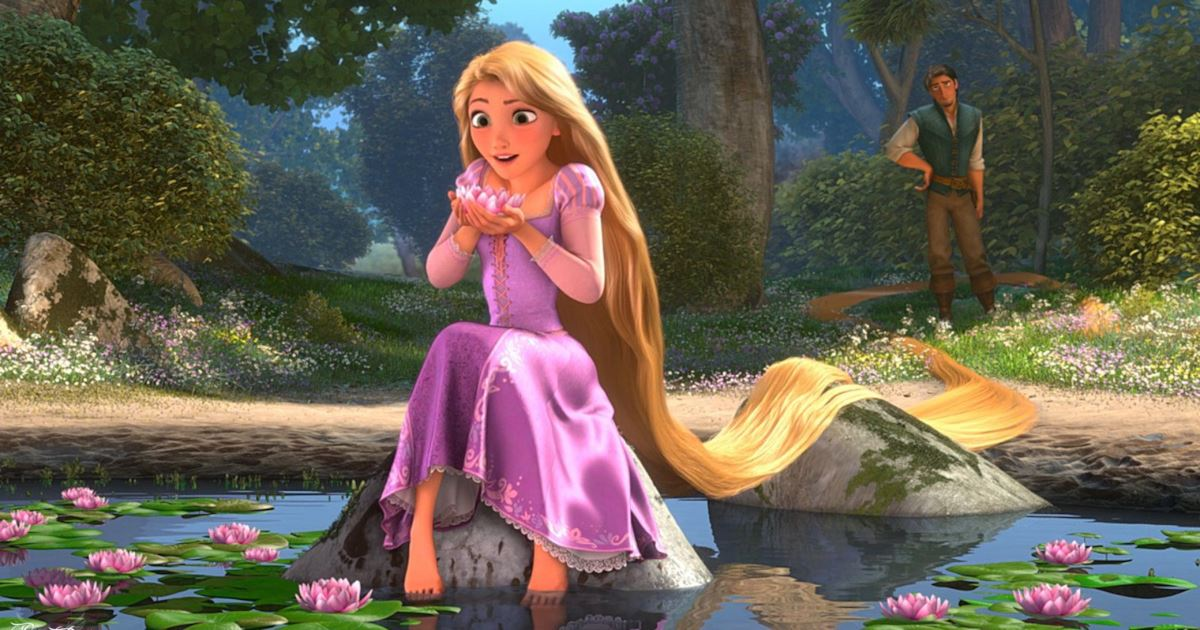 Kingdom Hearts 3, rapunzel