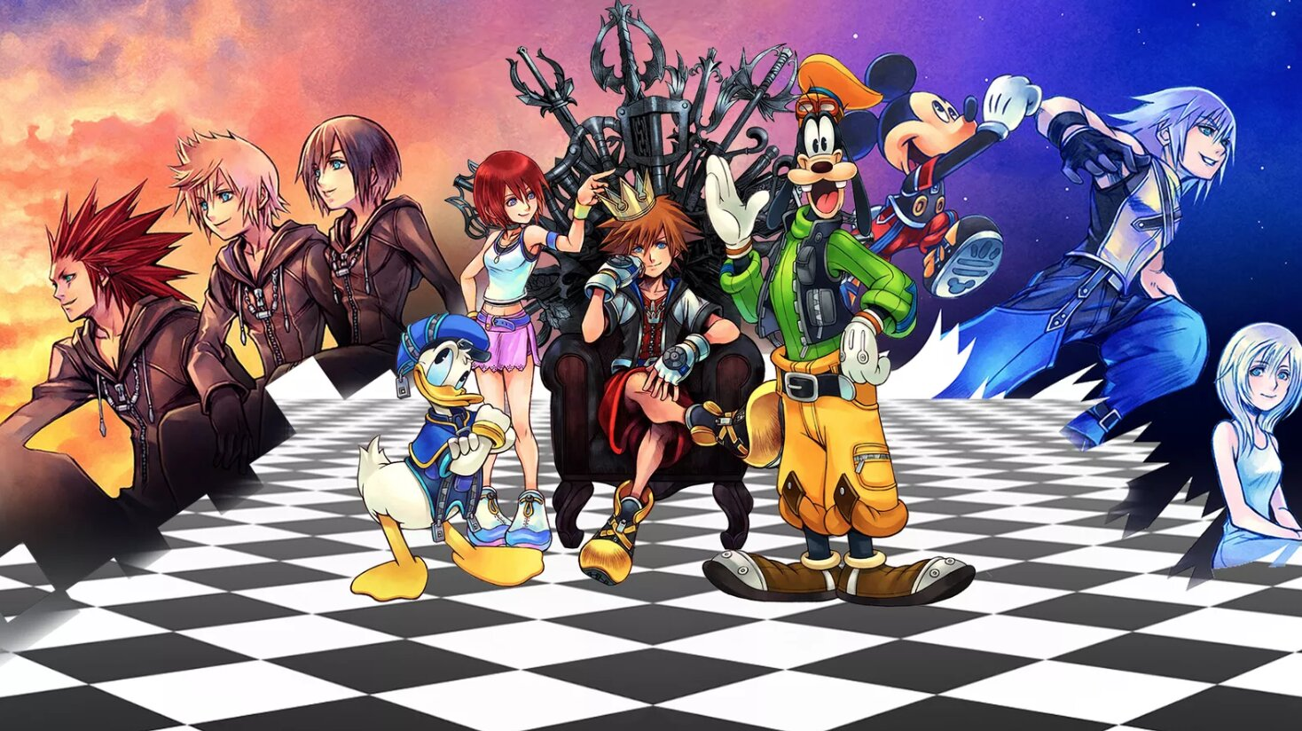 kingdom hearts, xbox one, nintendo switch, missed opportunity