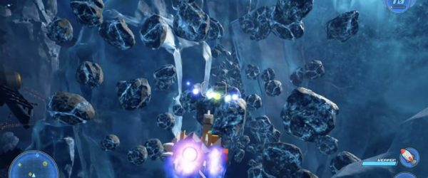 how to level up your gummi ship in Kingdom Hearts 3