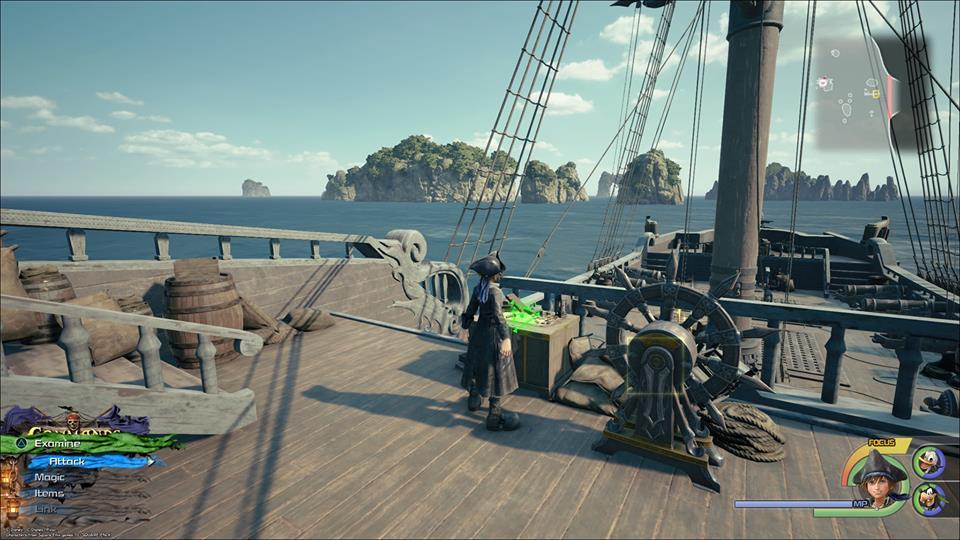 e373e259c28 Kingdom Hearts 3  How to Level Up the Leviathan