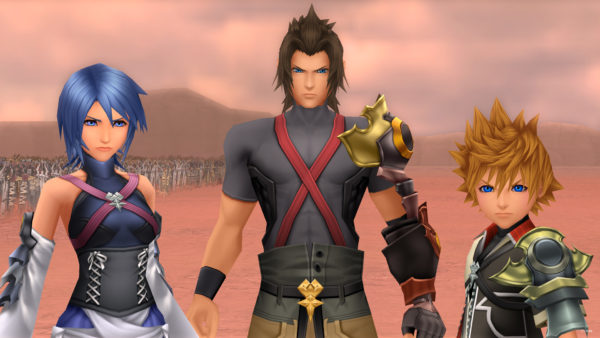Kingdom Hearts: Birth by Sleep, Spin-off Games, ranked, plot necessity, least crucial, most crucial