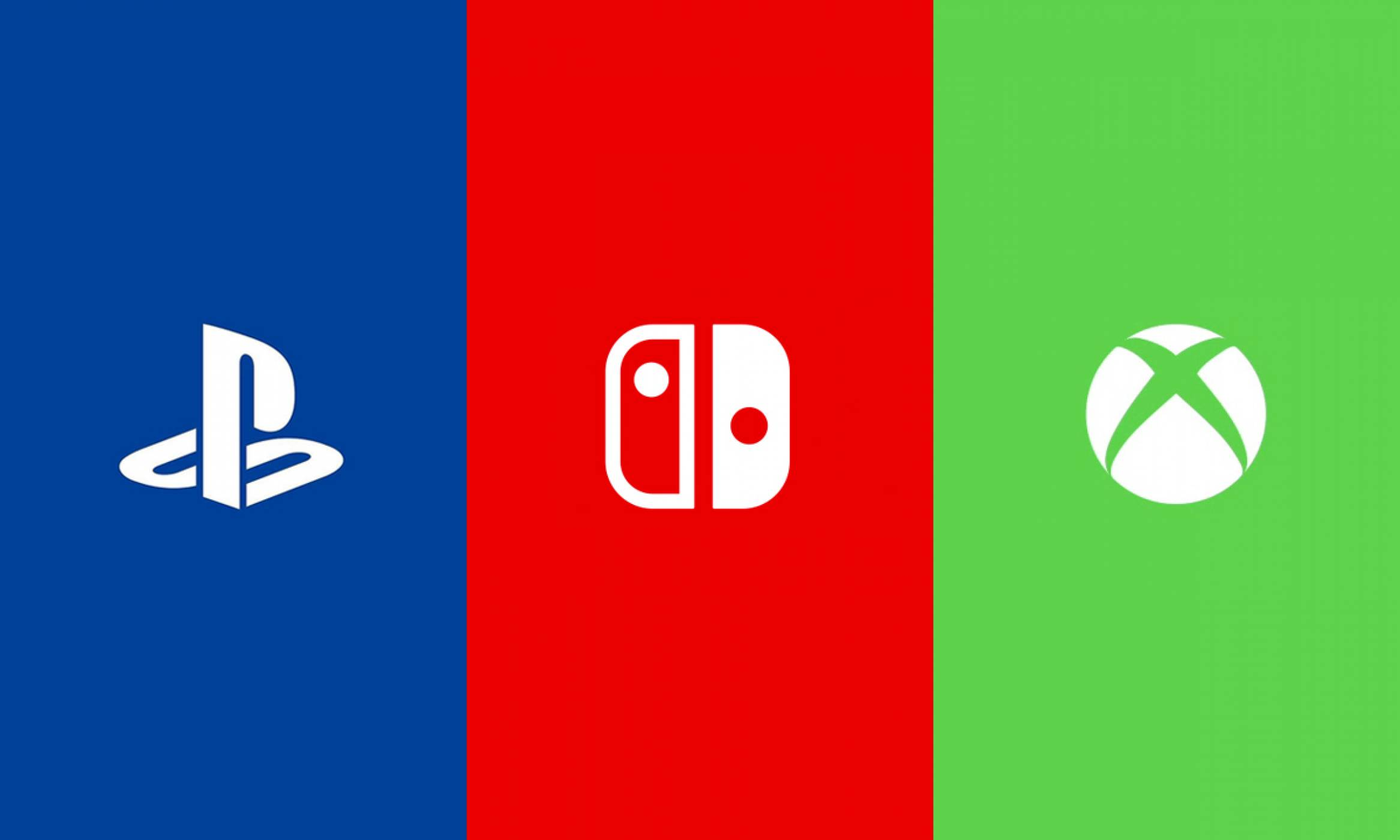 Nintendo, Sony, Xbox new year's resolutions