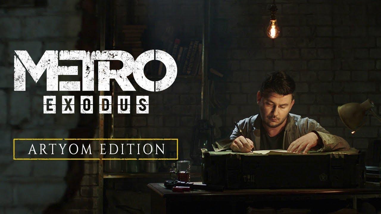 Metro Artyom Custom Edition