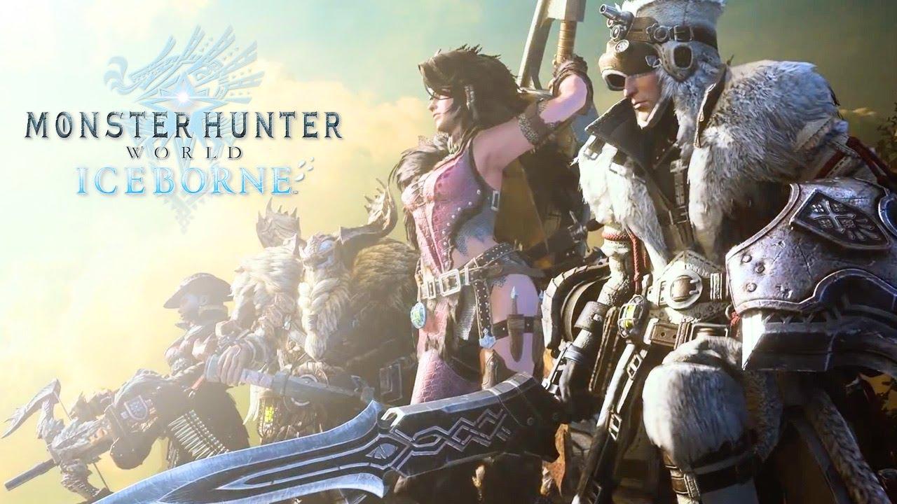 what the release date is for monster hunter world's iceborn dlc, monster hunter world expansion, iceborn, capcom