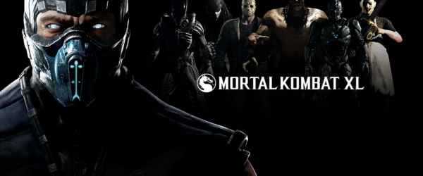 Mortal kombat XL, all characters, roster