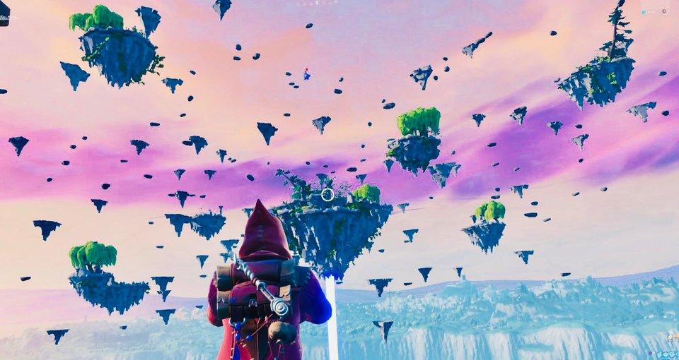 mystic islands fortnite creative