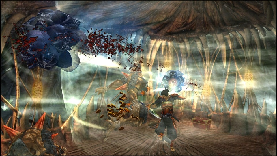 Onimusha Warlords Remastered, Dark Realm