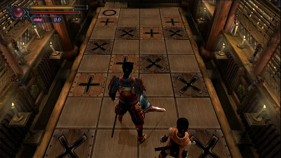 Onimusha Warlords Remastered, Floor Puzzle
