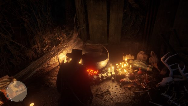 The Witch Cauldrons