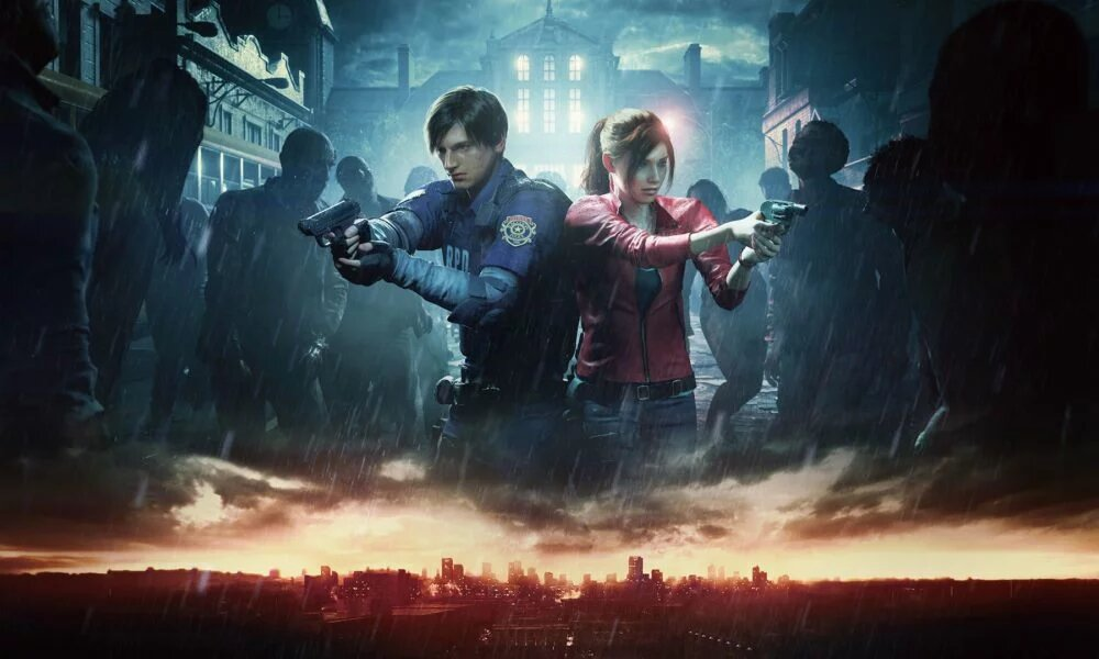 resident evil 2, main power room puzzle