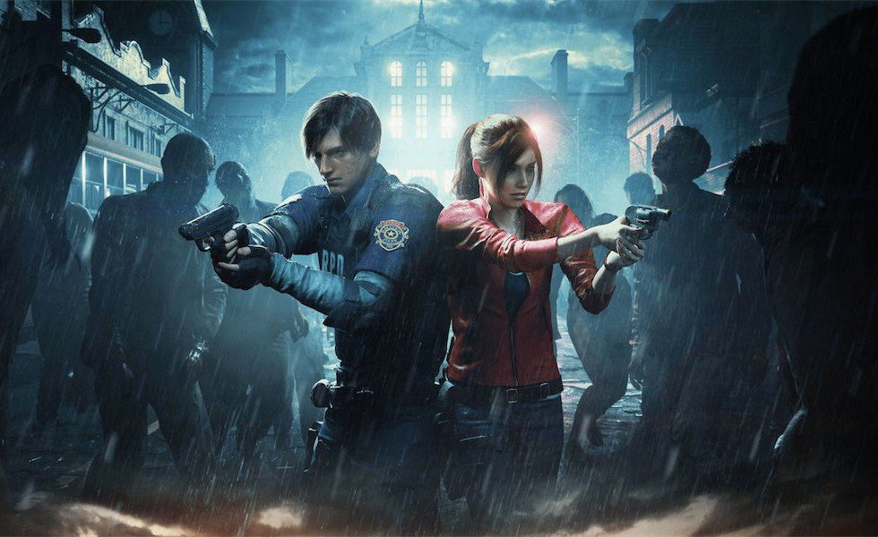 resident evil 2, how to get lightning hawk magnum parts
