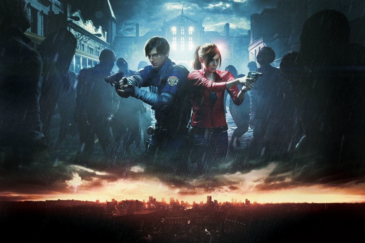 resident evil 2, costumes, outfits