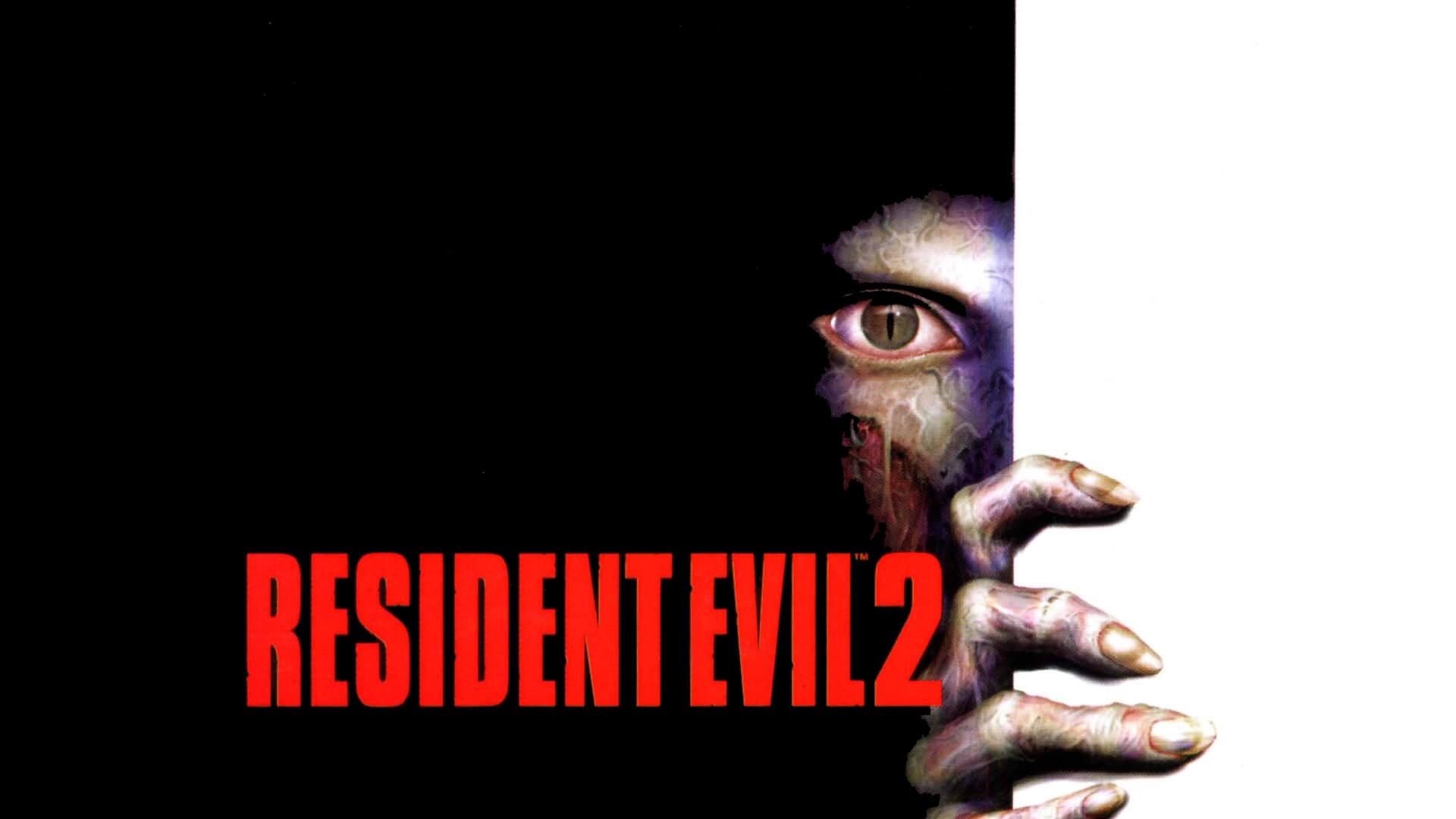 red jewel, resident evil 2