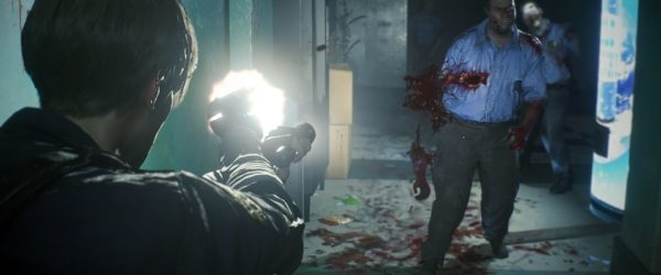 is resident evil 2 ps4 pro compatible, resident evil 2 remake, lightning hawk magnum