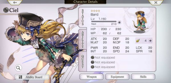 another eden first encounter characters