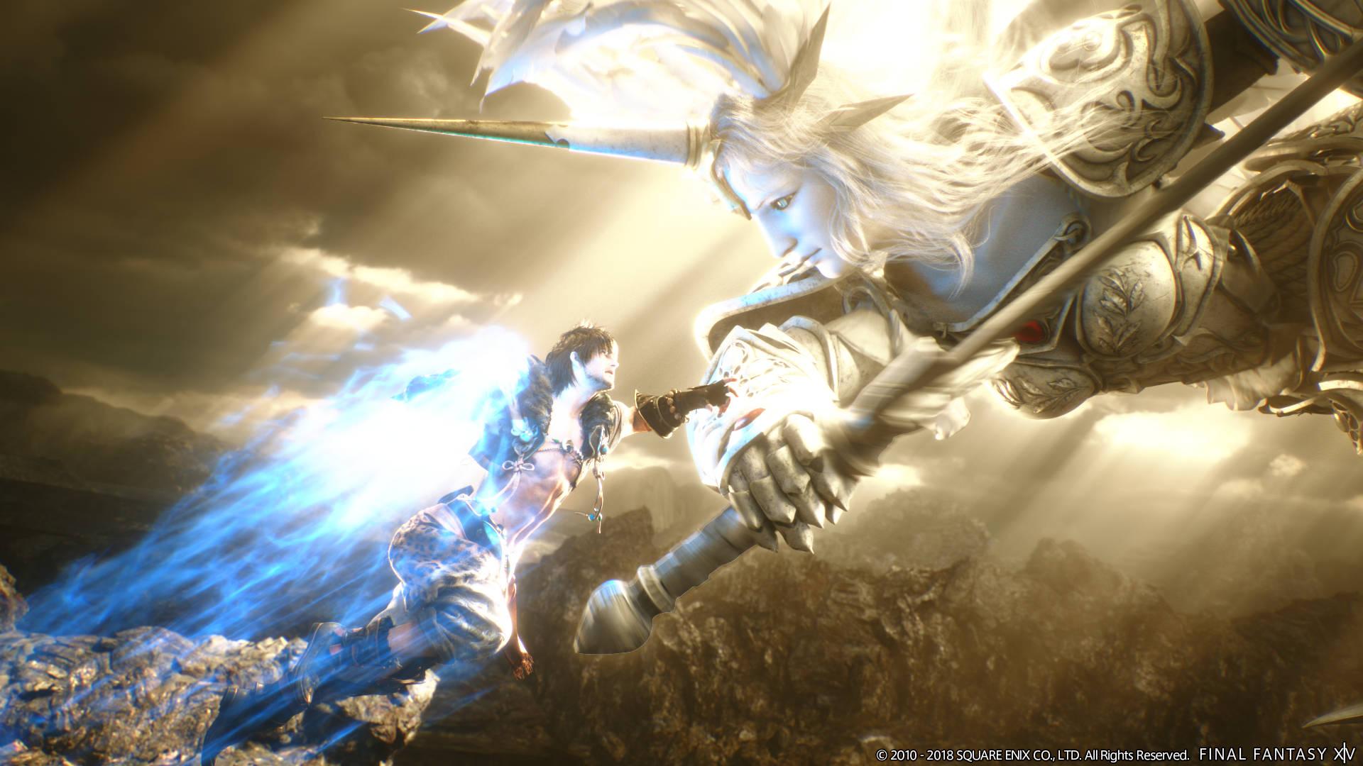Let's Predict the New Final Fantasy XIV: Shadowbringers ...