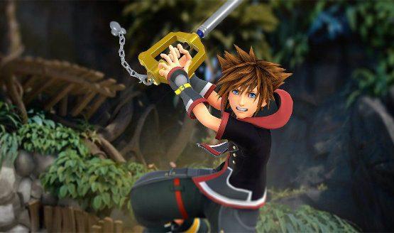 Kingdom Hearts 3, change keyblades