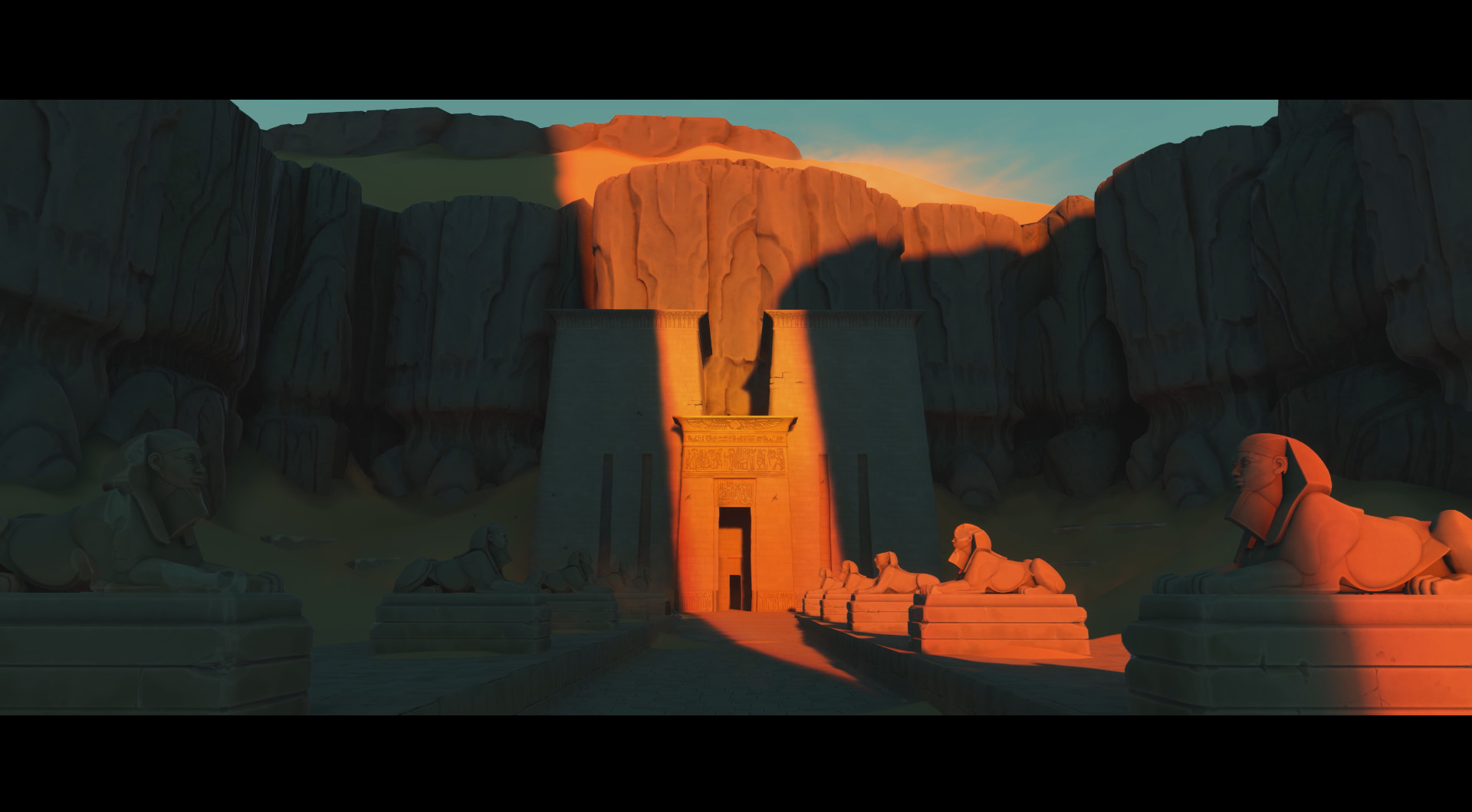 In the Valley of Gods Nintendo Switch