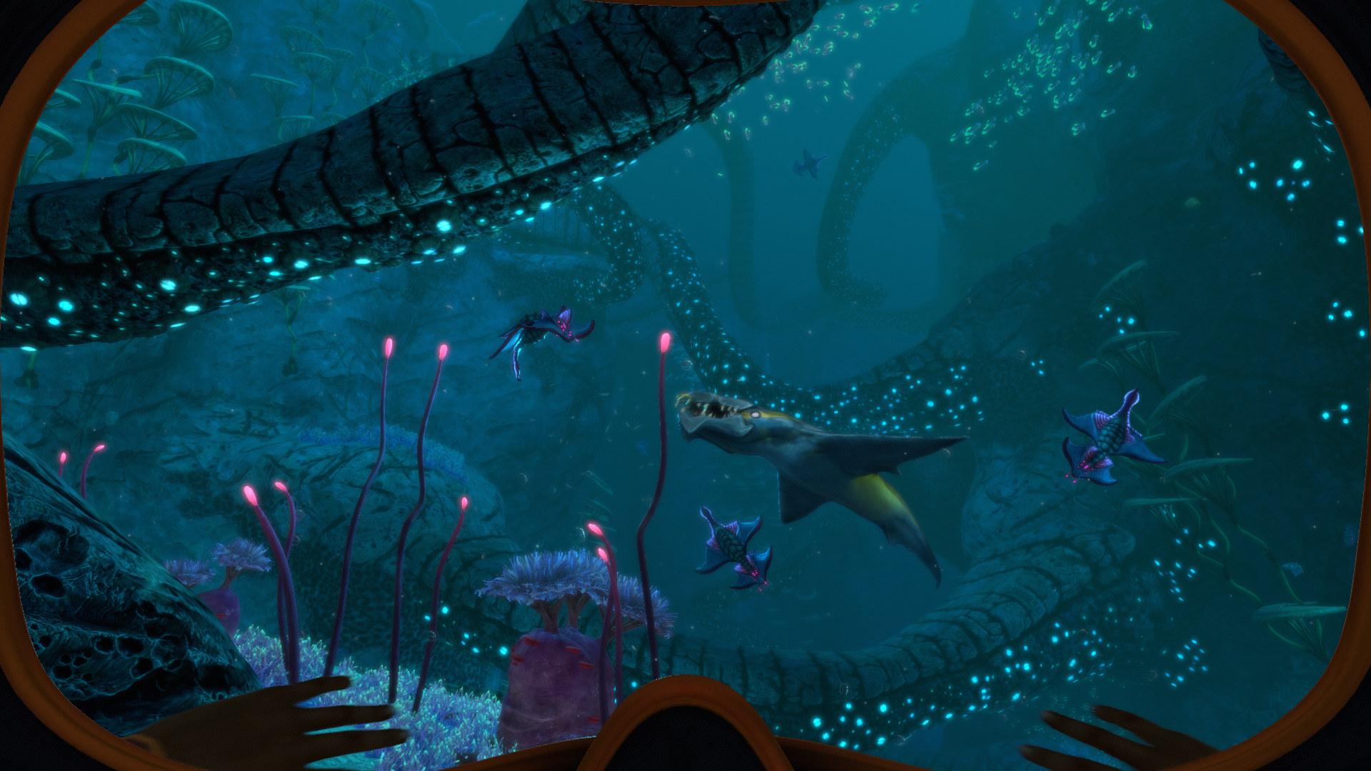 Subnautica Below Zero: All Leviathan Creatures