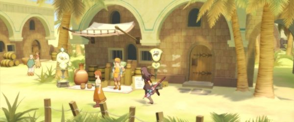 How to Change Party Avatar in Tales of Vesperia Definitive Edition