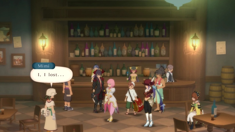 how to play waiter minigame in tales of vesperia, how to beat waiter minigame in tales of vesperia, dahngrest waiter game, tales of vesperia definitive edition