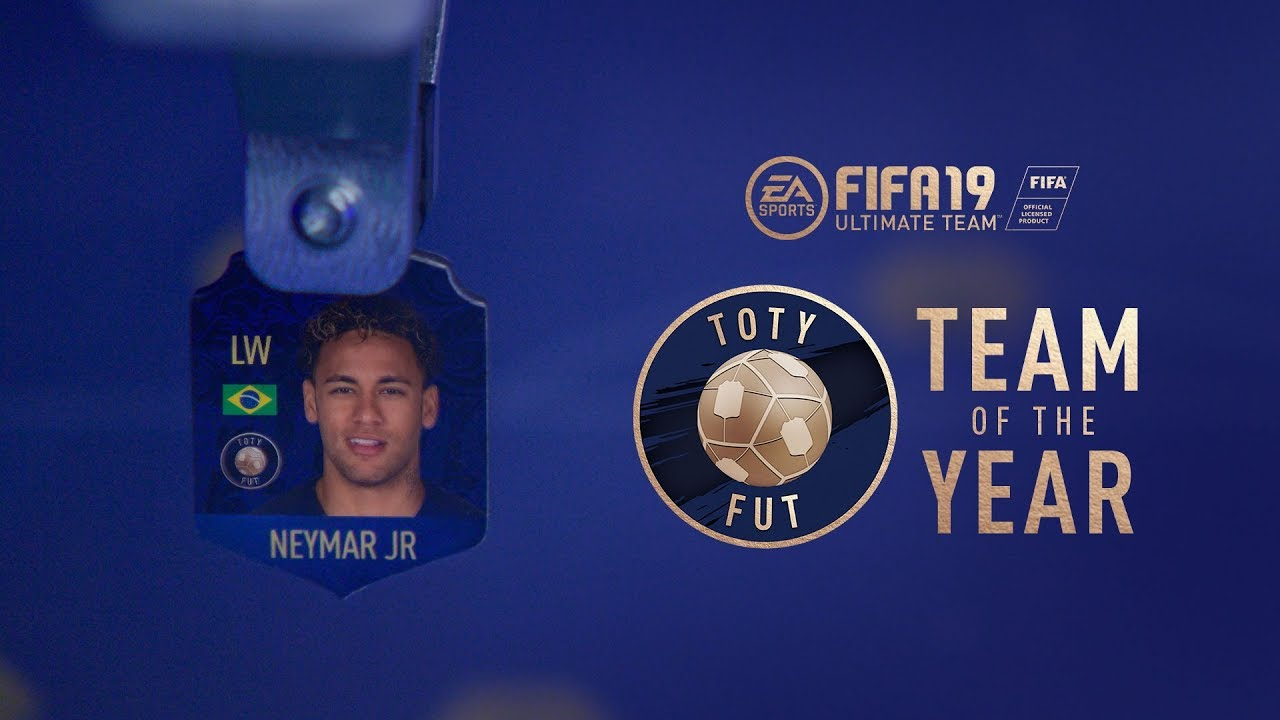 team of the year fifa 19