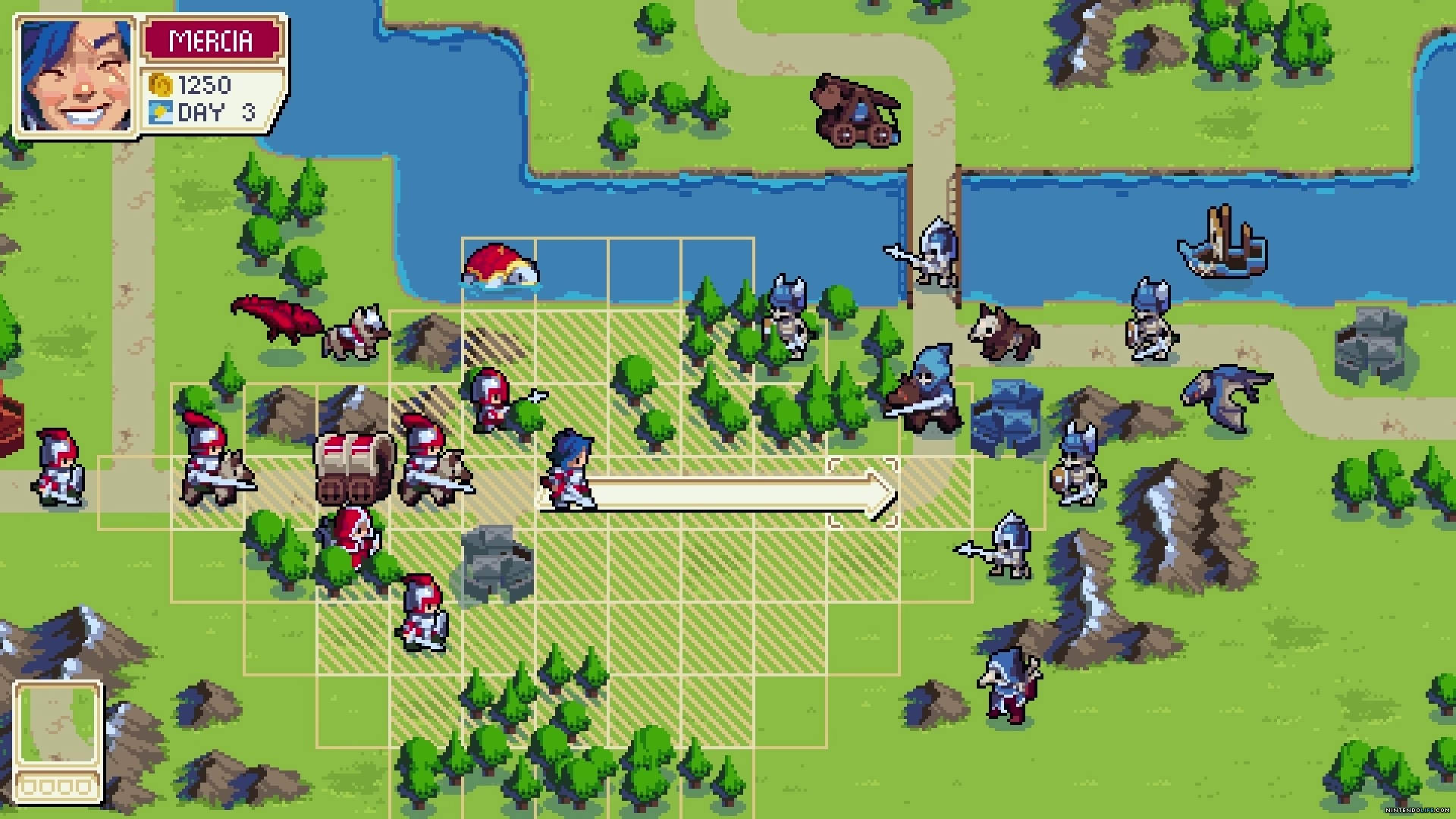 wargroove, switch