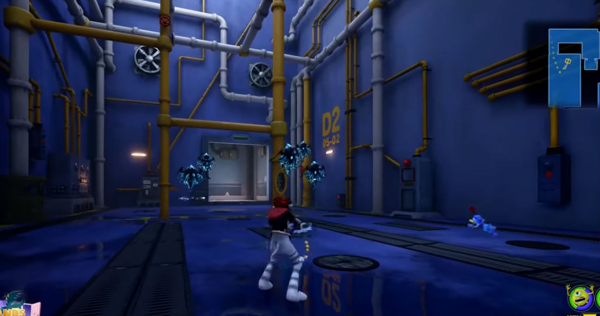 Water Cores, Kingdom Hearts 3