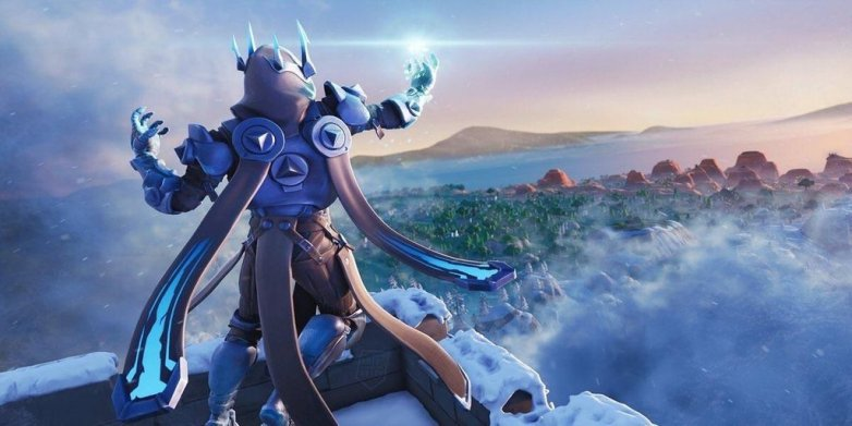 what ice brutes are in fortnite