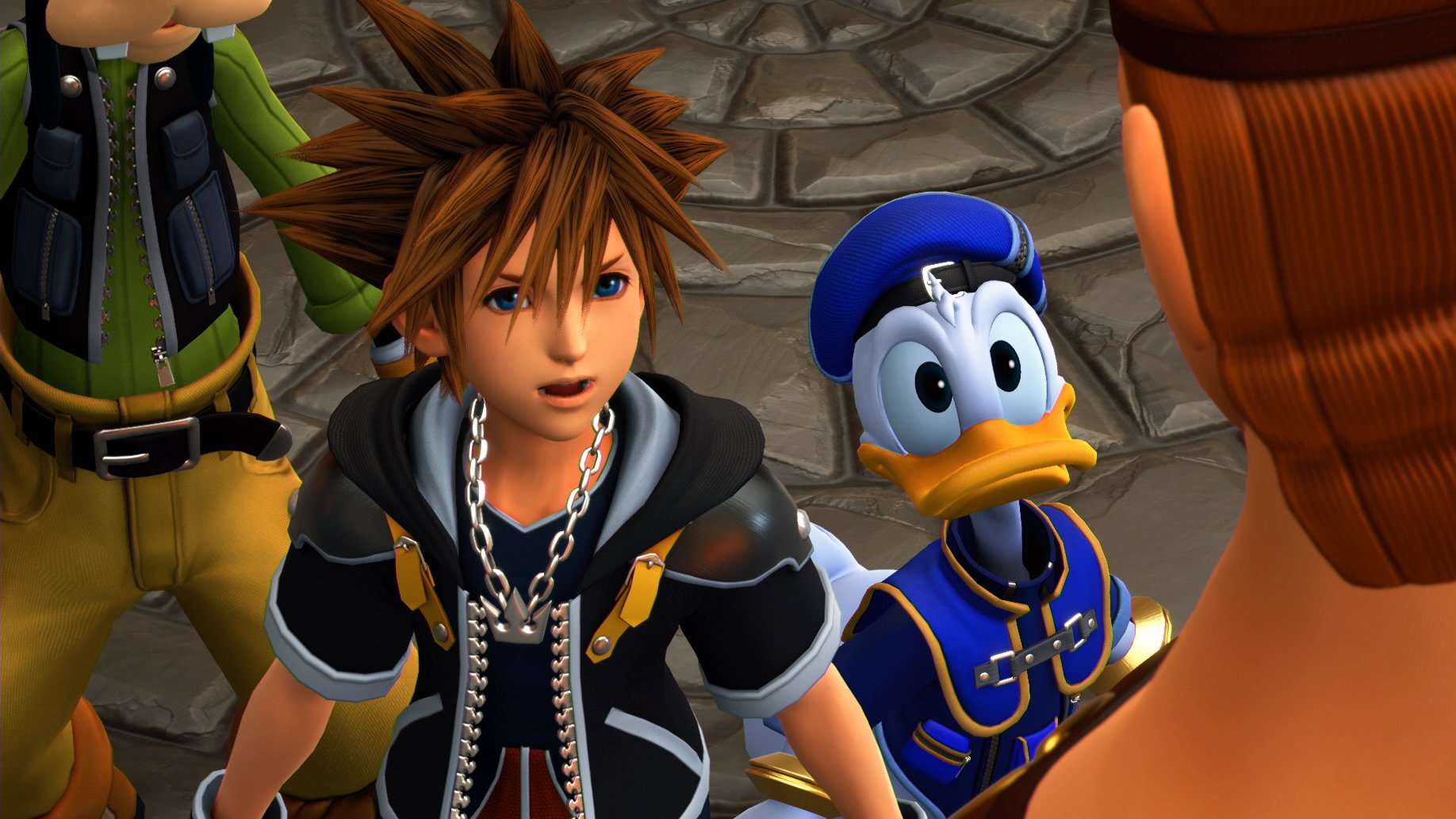 IS Kingdom Hearts 3 coming to the Nintendo Switch