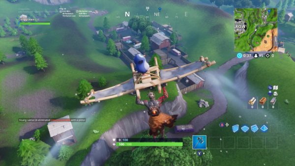 Ger Fortnite's Season 8 Battle Pass Free By Doing New Overtime Challenges