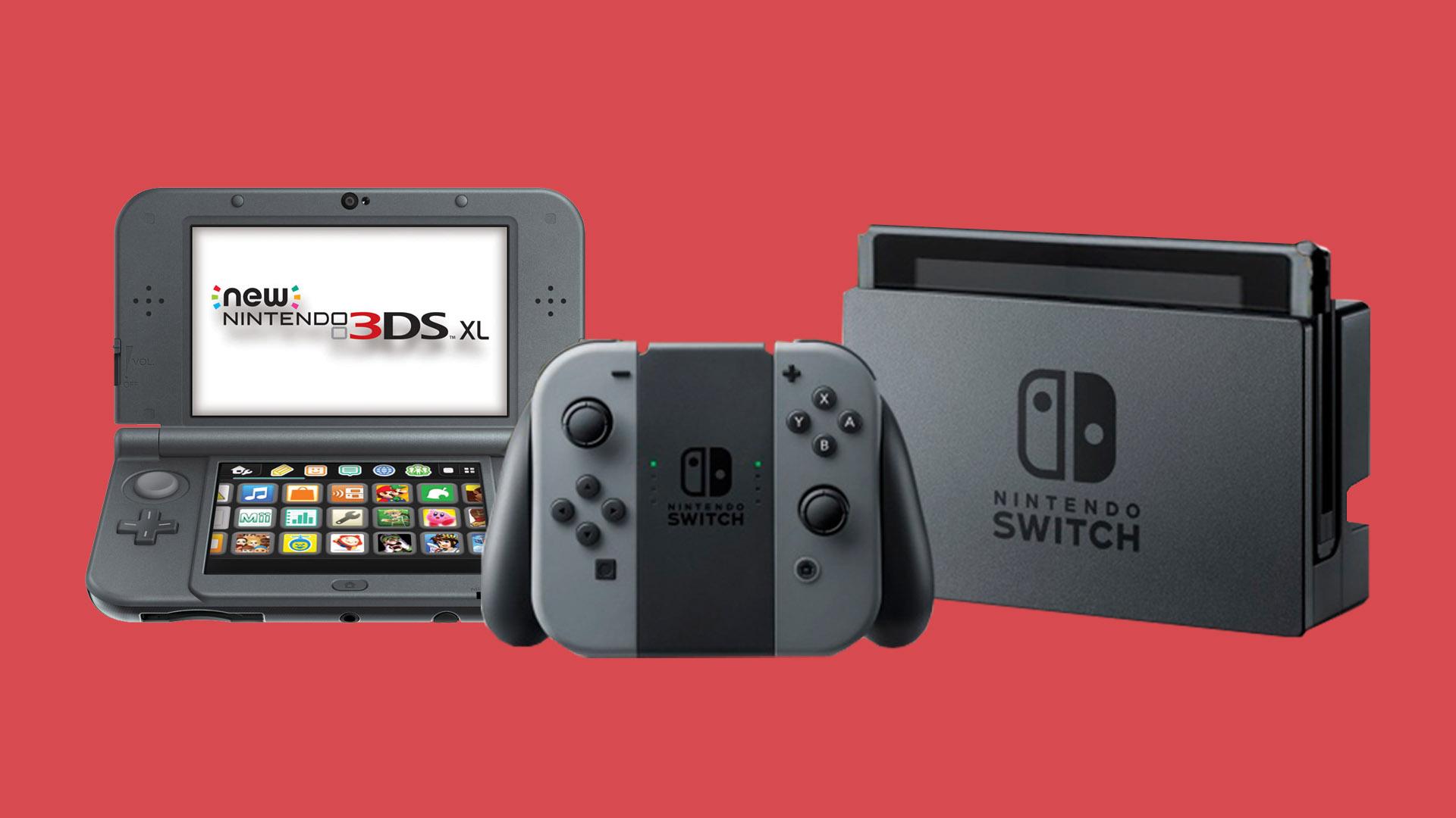 3ds, nintendo switch