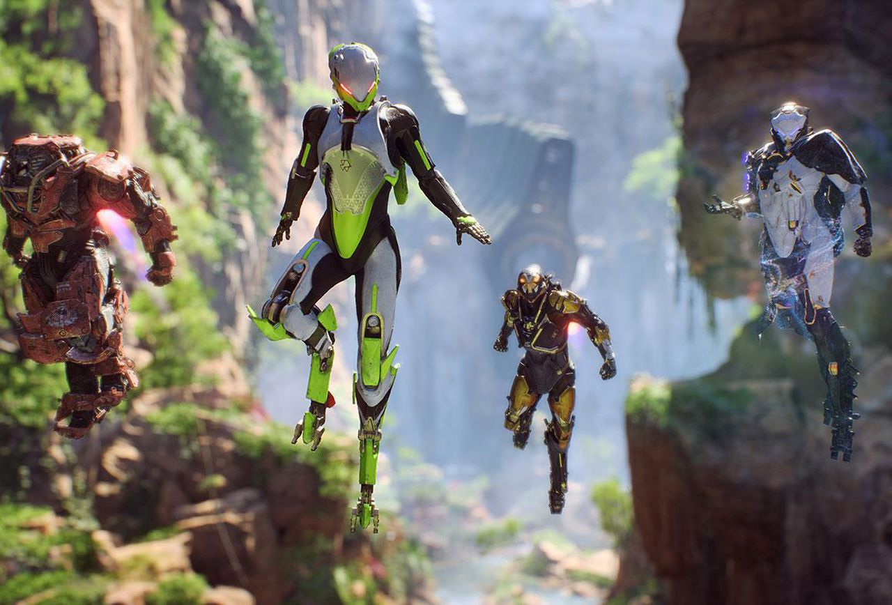 how to get more ammo in anthem