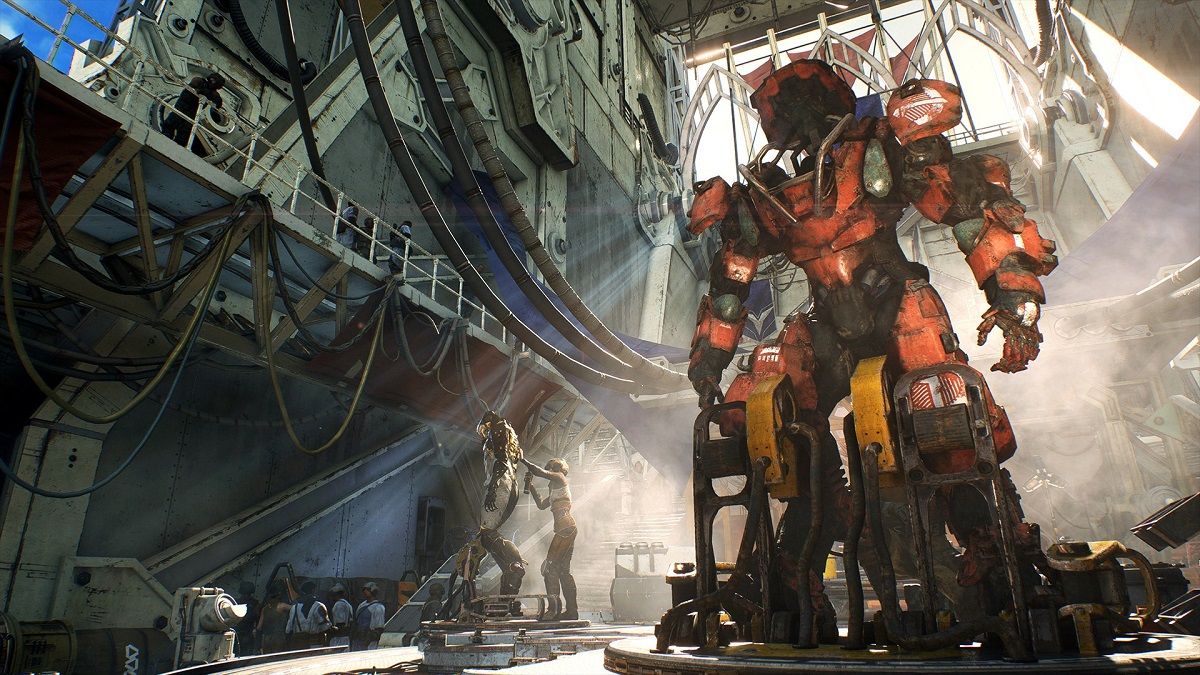 anthem, how to change difficulty, sci-fi, ea, bioware, third-person action, guide, loot