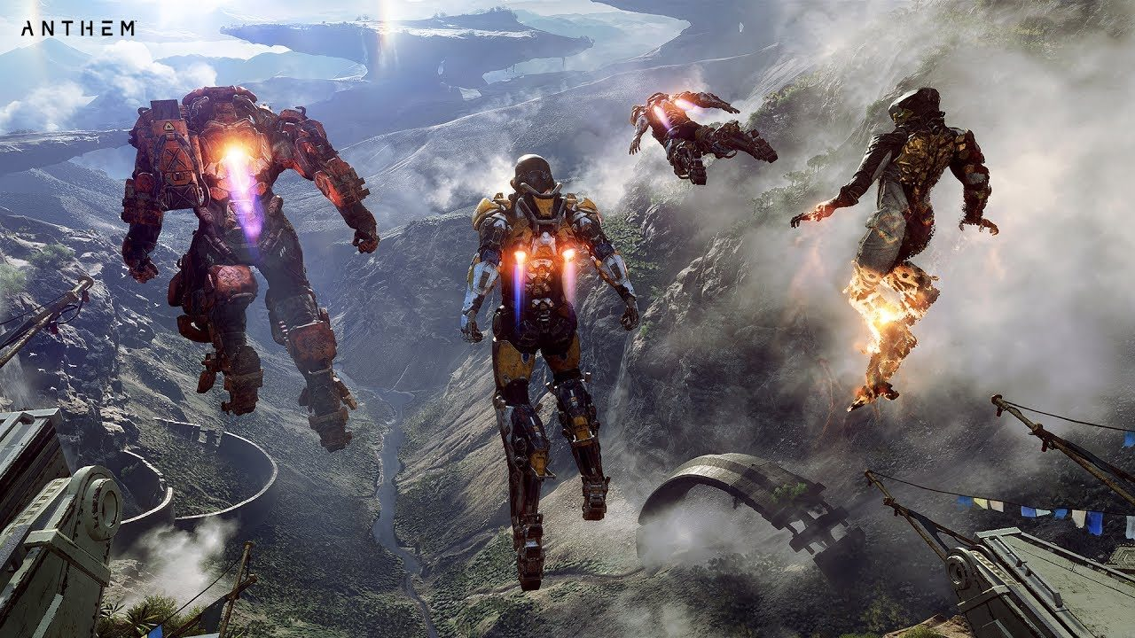 Anthem, how to get legendary gear, how to get masterwork gear, guide, Bioware, Ea, sci-fi, loot, third-person shooter
