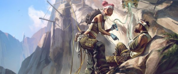 Apex Legends, 25 million players, free-to-play,battle royale, first-person shooter, respawn entertainment, EA