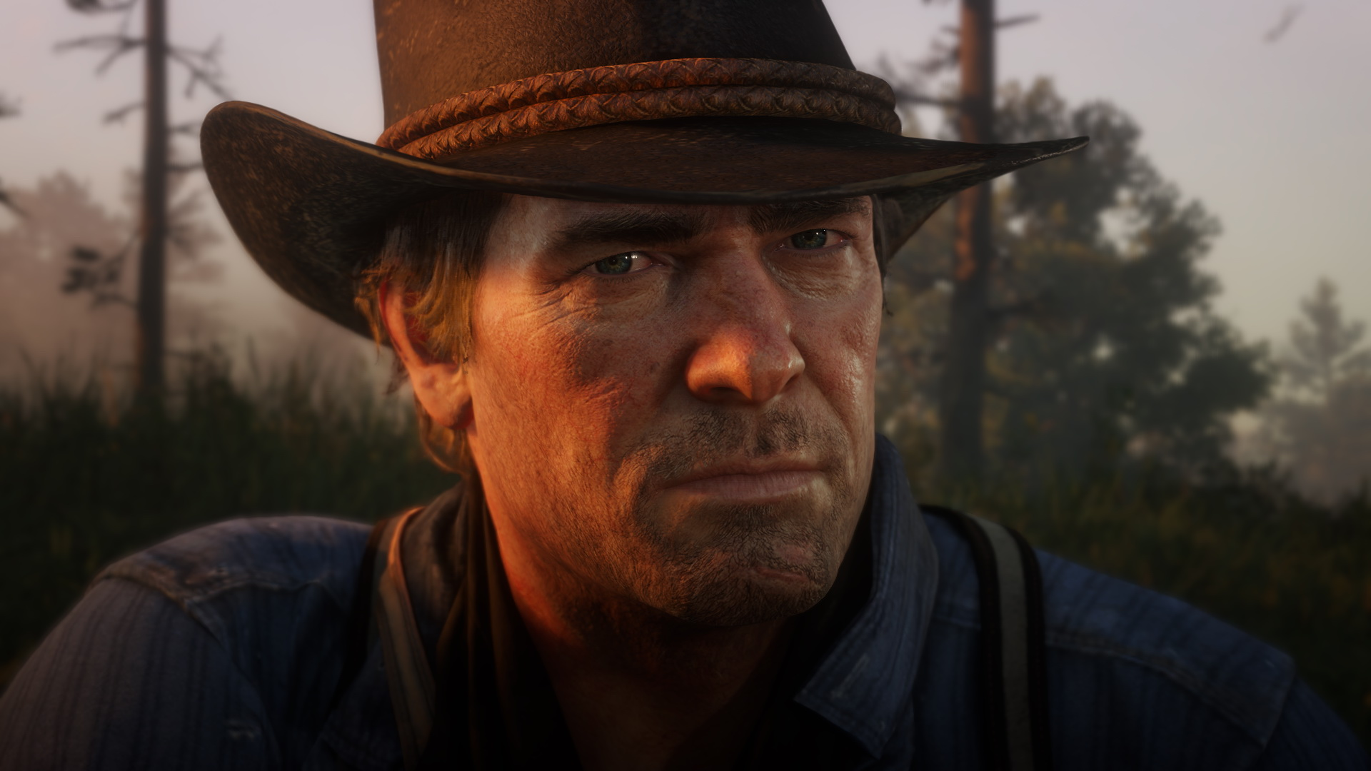 Red Dead Redemption 2 Interview The Actor Behind Arthur