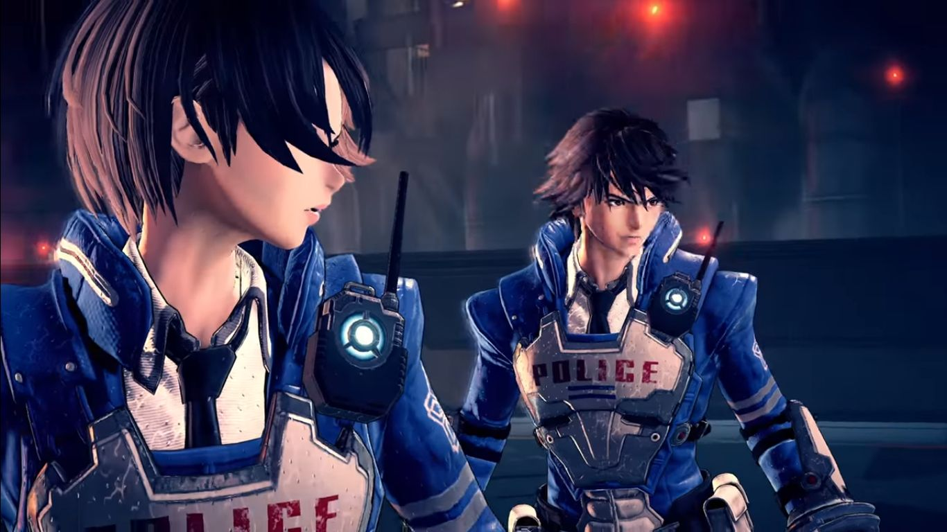 Platinumgames Astral Chain Announced For Nintendo Switch