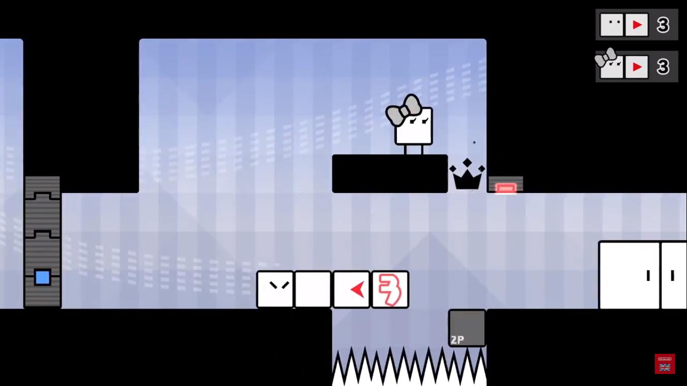 Box Boy, Switch