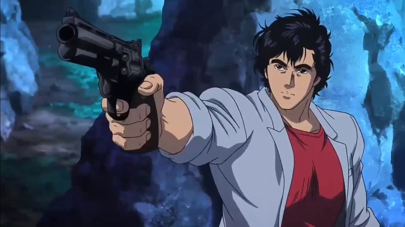 City Hunter the Movie: Shinjuku Private Eyes